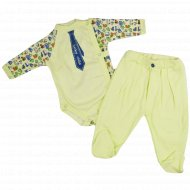 Комплект детский, ЭЛ.330.552.0.021.005/006, зеленый.
