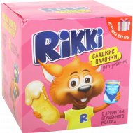 Сладкие палочки «Rikki» с ароматом сгущенного молока, 40 г.