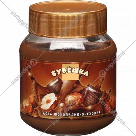 Шоколадно-ореховая паста «Бурёшка» 350 г.