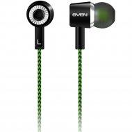 Наушники «Sven» E-107 Black-Green