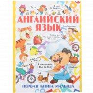 Книга «Английский язык. Первая книга малыша».