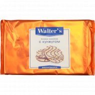 Печенье сахарное «Walter's» с кунжутом, декорированное, 210 г.