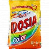 Порошок стиральный « Dosia» Color, 5.5 кг.