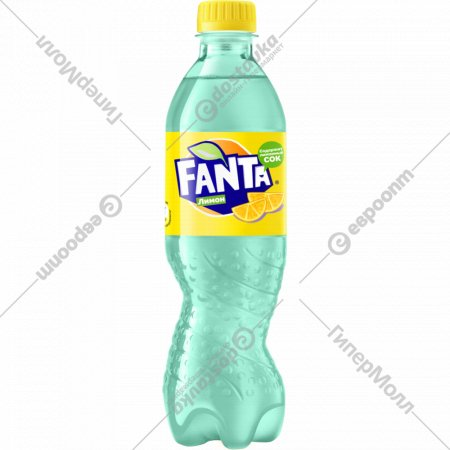 Напиток «Fanta» цитрус, 0.5 л.