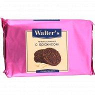 Печенье сахарное «Walter's» с арахисом, глазированное, 270 г.