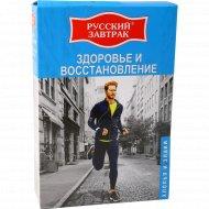 Смесь «Русский завтрак» здоровье и восстановление, 6х40 г.