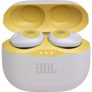 Наушники «JBL» Tune 120 TWS Yellow.