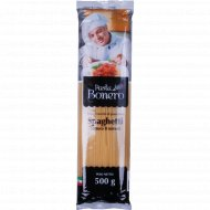 Макаронные изделия «Pasta Bonero» спагетти, 500 г.
