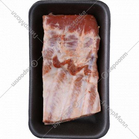 Грудинка свиная, 1 кг., фасовка 0.7-0.8 кг