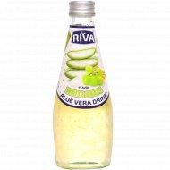 Напиток безалкогольный «Blue Riva» алоэ вера, белый виноград, 0.29 л.
