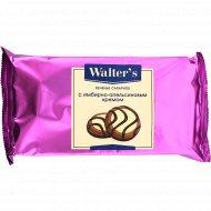 Печенье сахарное «Walter's» с имбирно-апельсиновым кремом, 330 г.