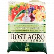 Почвогрунт «Rost Agro» премиум, универсальный, 10 л