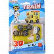3D-Пазл «Поезд».