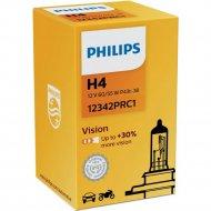 Автолампа «Philips» H4 12342PRC1