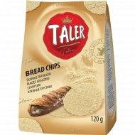 Хрустики «Taler» хлебные, 120 г.