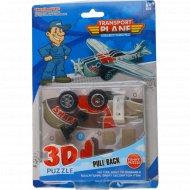 Игрушка детская 3D пазл «Транспортный самолёт».