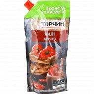 Кетчуп «Торчин» чили, 400 г.