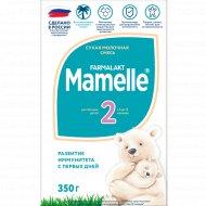 Смесь молочная «Мамель 2» 350 г.