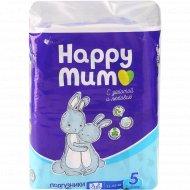 Подгузники детские «Happy mum» Junior 5, 11-25 кг, 16 шт