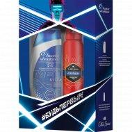 Подарочный набор «Head&Shoulders/Old Spice» шампунь+дезодорант, 360 + 150 мл.