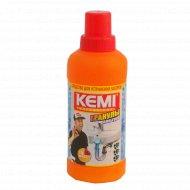 Средство «Kemi» Professional для удаления засоров ,гранулы 500 гр.