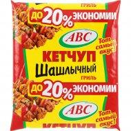 Кетчуп «ABC» шашлычный гриль, 400 г.