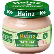 Пюре «Heinz» нежная крольчатинка, 80 г