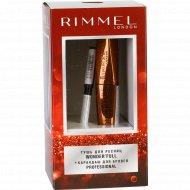 Подарочный набор «Rimmel» тушь + карандаш для бровей.