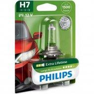 Автолампа «Philips» H7 12972LLECOB1
