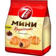 Круассаны мини «7 Days» c кремом «какао» 105 г.