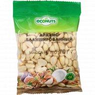 Арахис «Econuts» бланшированный, 70 г.