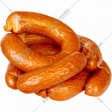 Колбаса «Кубанская» второго сорта, 1 кг., фасовка 0.65-0.85 кг