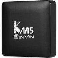 Смарт-приставка «Invin» KM5.