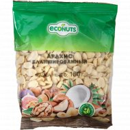 Арахис «Econuts» бланшированный, 150 г.