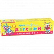 Крем детский «Невская косметика» защитный 2 в 1, 40 мл.