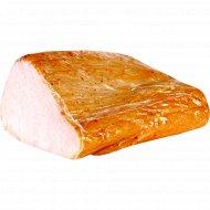 Продукт из свинины «Закуска аппетитная новая» копчено-вареный, 1 кг., фасовка 0.25-0.4 кг