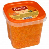 Салат «Gusto» морковь по-корейски, 850 г