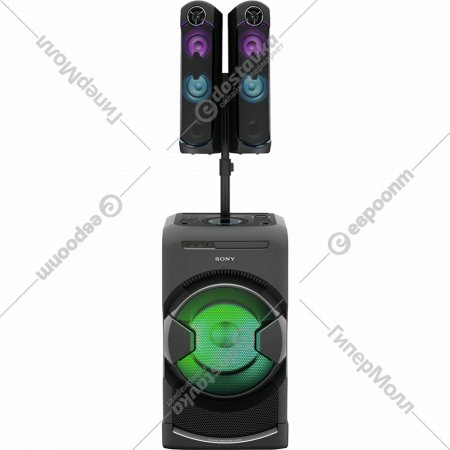 Аудиосистема «Sony» MHC-GT4D.