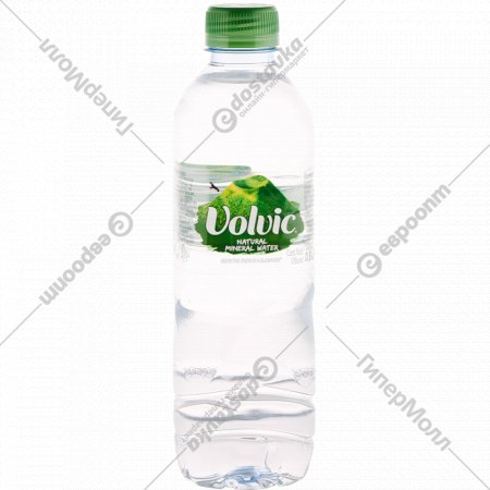 Вода минеральная «Volvic» негазированная, 0.5 л.