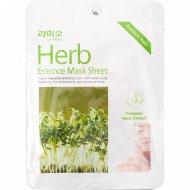 Набор масок для лица «La Miso» лечебные травы, 3 шт х 21 г