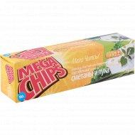 Чипсы «Mega Chips» со вкусом сметаны и лука, 100 г.