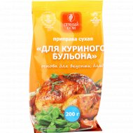 Приправа «Пряный дом» для куриного бульона, 200 г.