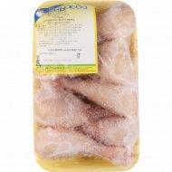 Мясо птицы «Голень цыпленка-бройлера» замороженная, 1 кг., фасовка 0.8-1 кг