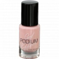 Лак для ногтей «PODIUM Gel Effect» тон 102, 10 г.