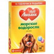 Кормовая добавка для собак «МультиЛакомки» Морские водоросли, 100 шт.