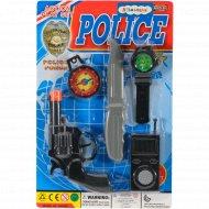 Игровой набор полицейского.