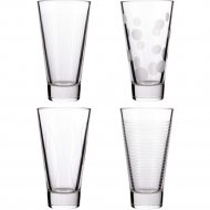 Набор стаканов «Luminarc» Лаунж Клаб, 10N5283, 4 шт, 350 мл