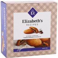 Печенье «Рецепты Элизабет» с кокосом и шоколадной начинкой, 300 г.