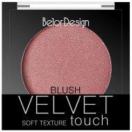 Румяна «BelorDesign» Velvet Touch, тон 102, 3.6 г.