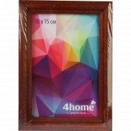 Рамка деревянная для фото, 10х15 см.